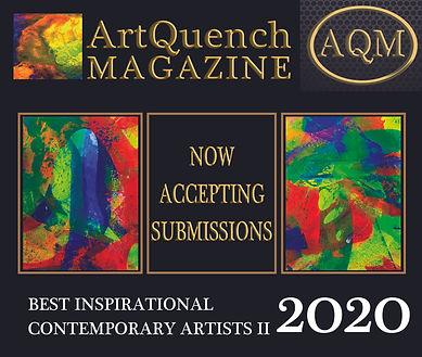 ArtQuench Magazine 1 Stacia Best Inspira