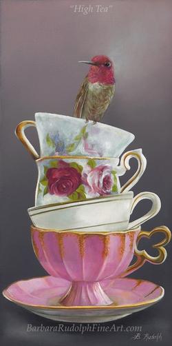 Barbara Rudolph High Tea