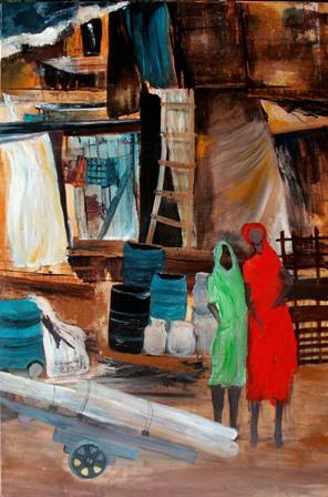 Neena Singh Living on the edge (I) (2)