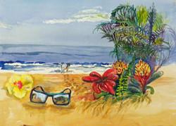 Susan Ashley Sid_In_the_Surf