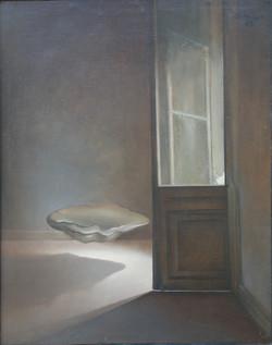 Gjuka Sami - Birth of Venus, oil on canvas, 53x41 cm