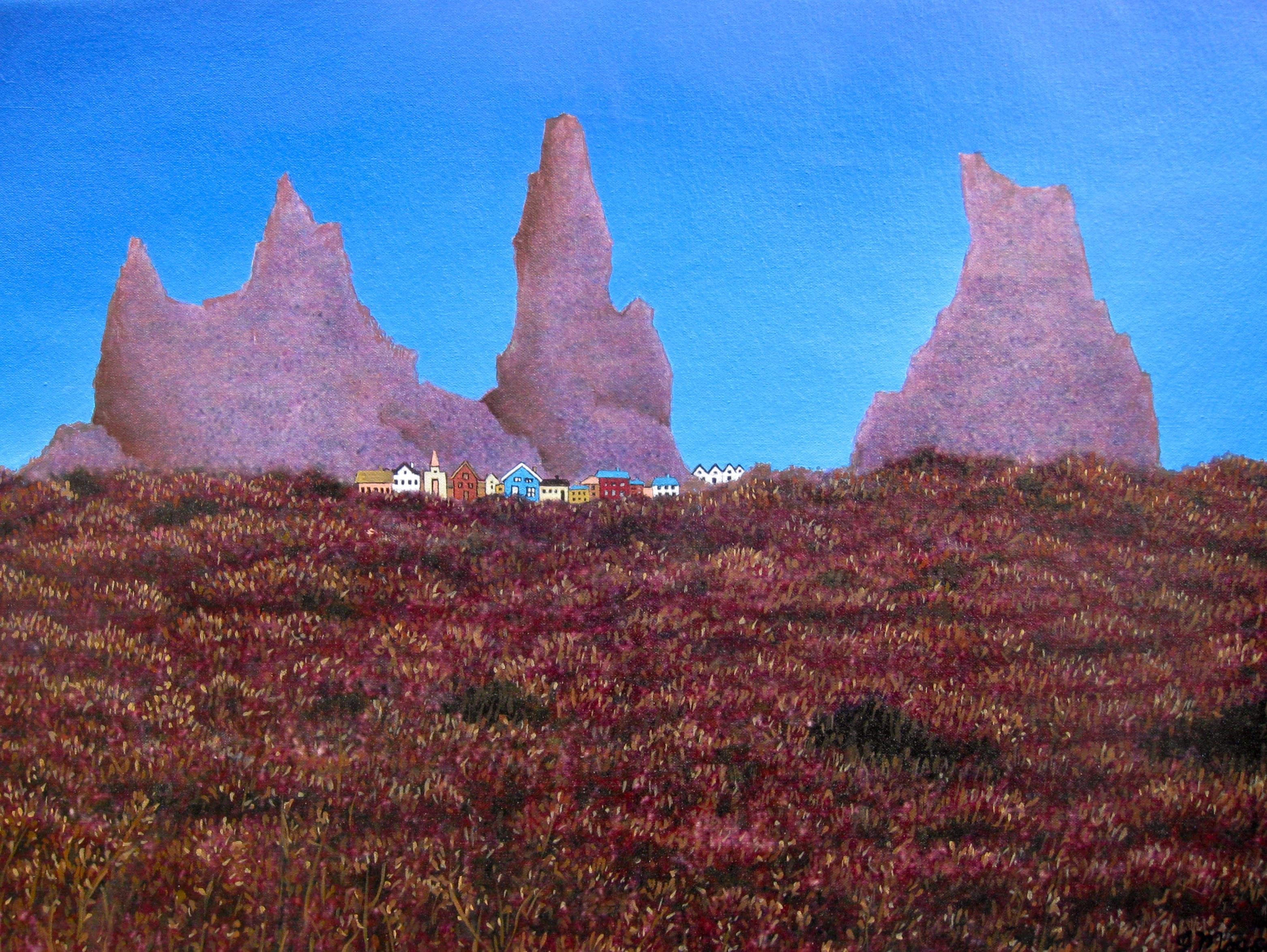Jacqueline Moses 19 Iceland The Trolls  18__x24__