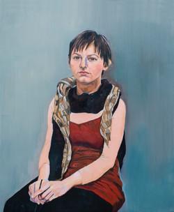 Jennifer Bilek Portrait of Giulia Bianchi