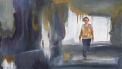Chrys Roboras Possible oil on canvas 40 x 70cm April 2014 $1500