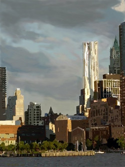 Peter Schachter Image1-New York late summer afternoon (3)