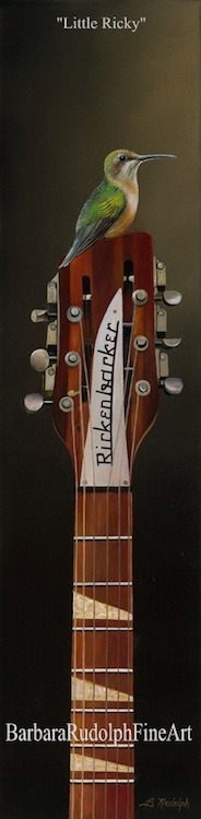 Barbara Rudolph Little Ricky
