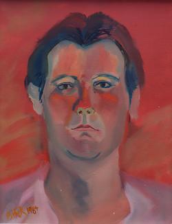 Jennifer Bilek Portrait of Willy Rose
