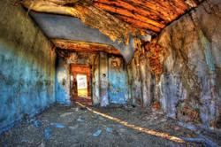 Eric Demattos Windmill House Blue Room COR