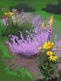 Peter Schachter_2_Botanicals_Flower_Bed_Sherman_CT