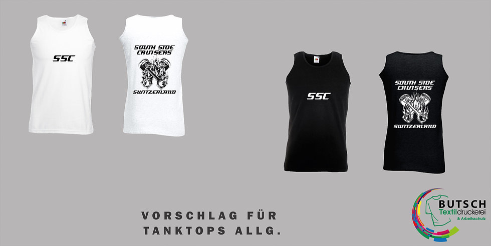 Thank Athletic Vest (Herren)