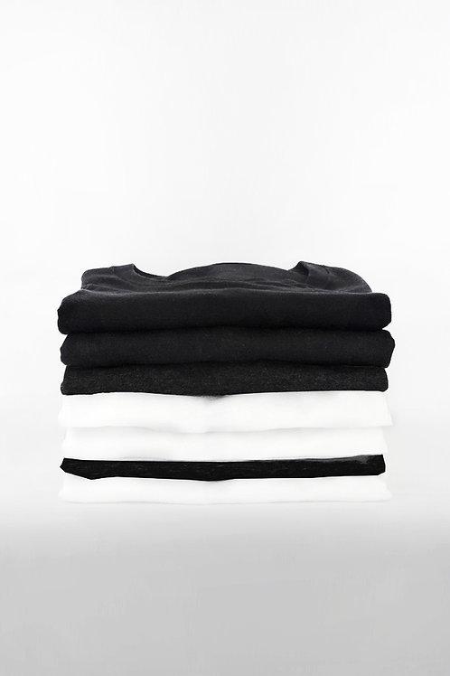 מארז שווה בטירוף של 3  חולצות מודפסות לבחירתך