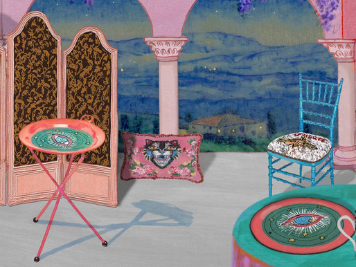 Gucci Decor is Finally Here