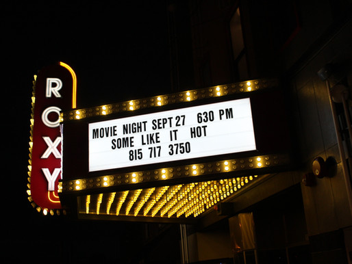 Community Fundraiser Heats Up at Roxy Theater
