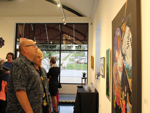 The Artist Guild of Lockport Features New Artists in Latest Exhibit