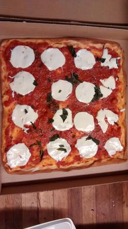 Signature Margherita Pizza