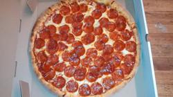 Double Pepperoni Pizza