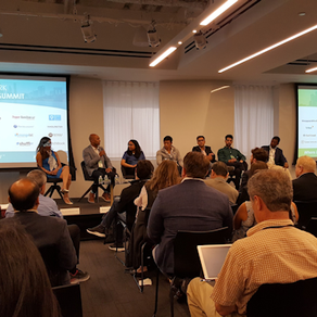 New York Venture Summit 2018 brings Big Crowds and Mixed Reviews.