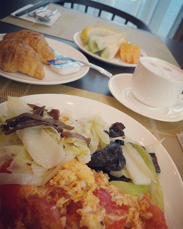早安,墾丁~__#蛋奶素_#vegetarian_#grandbayresort_#taiwanlovefun_#keeptraveling_#Taiwan_#墾丁怡灣渡假酒店_#布魯諾_#我就是品牌_#夠在乎就有能力 _#brunohuang_#iamthebrand _#we