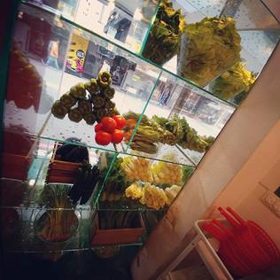 清菜滷 Qing Cai Lu 漢方湯頭滷味 (信義區, 台北)