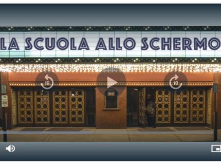 """L'audiovisivo come strumento didattico: Il progetto Indire """"La scuola allo schermo"""""""