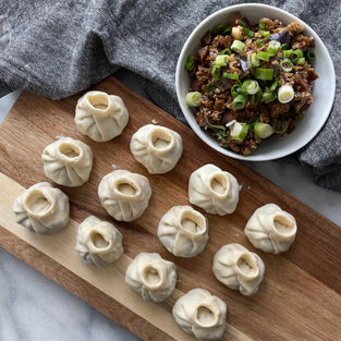 Eggplant Mapo Tofu / $24