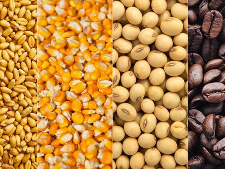 Principais culturas agrícolas do Paraná