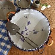 pie-plate-handpainted-stoneware-pottery.