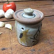 Garlic Keeper Pot
