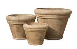 Pot double bord antique A1342004-3(1)