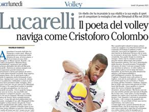 Ricardo Lucarelli il poeta del volley