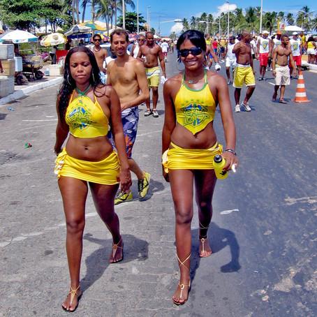 Carnevale a Salvador de Bahia