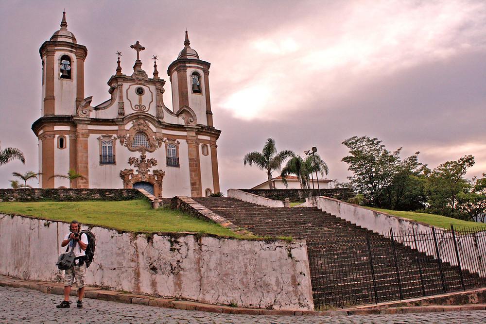 Igreja Nossa Senhora do Carmo. Ouro Preto