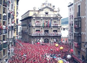 Pamplona/3 - El Chupinazo: l'inizio della fiesta