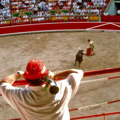 Pamplona, dove il toro è padrone