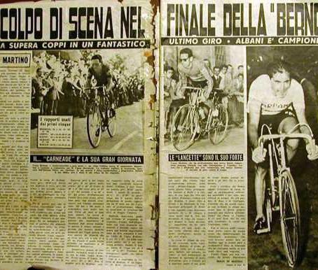 Vasco Modena, il Carneade che batté il grande Coppi
