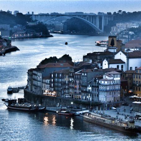 Oporto, alla foce del Douro