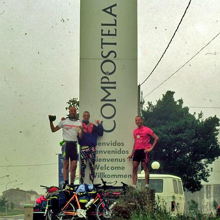 In bici a Compostela. Tappa 4. Da Ponferrada a Santiago de Compostela