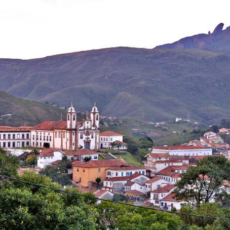 Ouro Preto, la culla del barocco brasiliano
