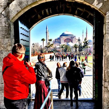 Istanbul, curiosità del cimitero di Eyüp