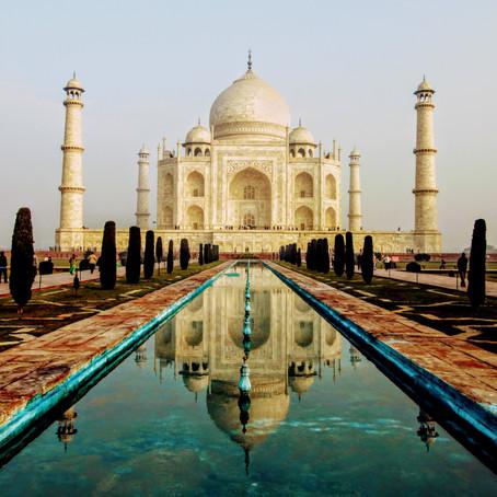 Jorge Ben e l'India del Taj Mahal