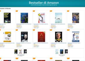 Terza ristampa, terzo su Amazon