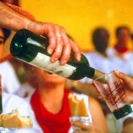 Pamplona/1 - Fiesta alcolica