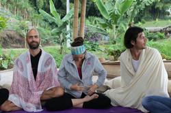 HACIENDO ECO-sesión de meditación