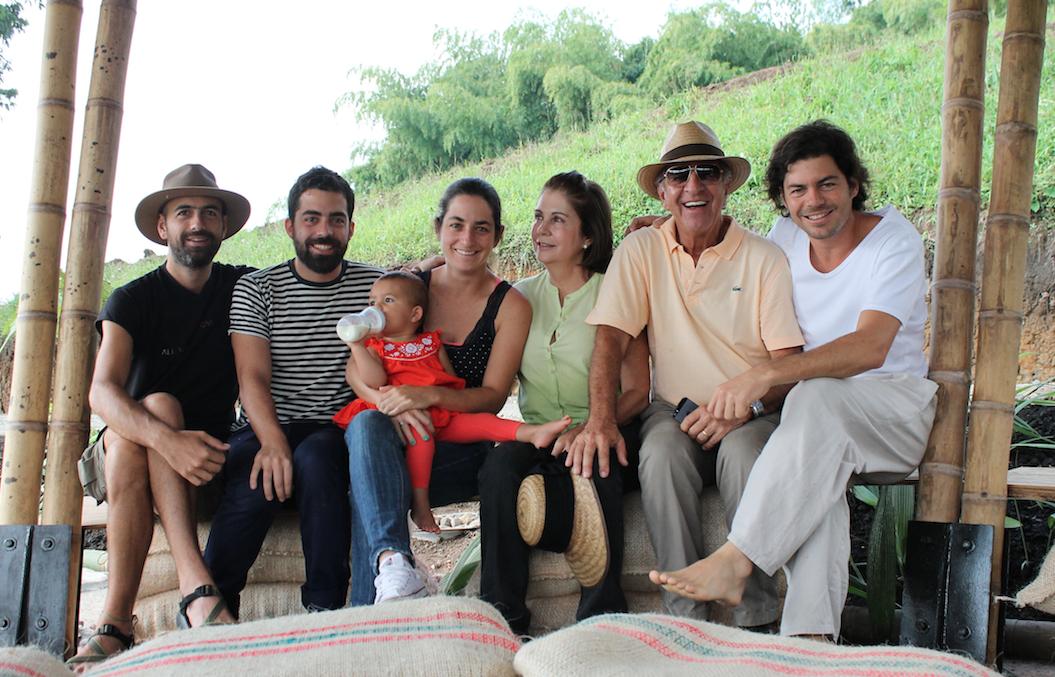HACIENDO ECO- familia Noreña Mejía
