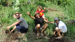 HACIENDO ECO- jornada reforestación