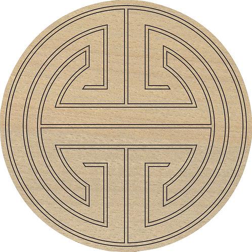 Dessous-de-plat « Labyrinthe »