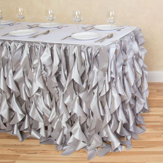 Willow Table Skirt