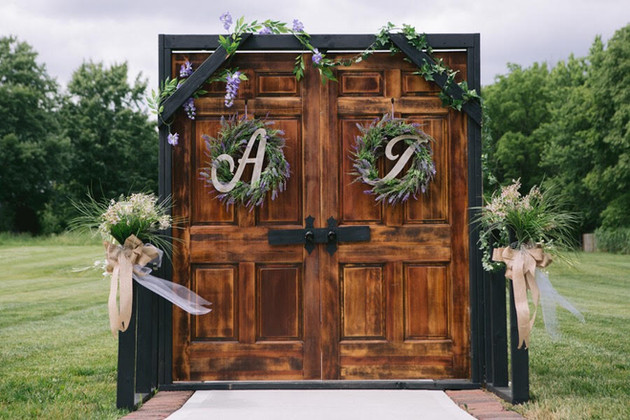 Altar Isle Doors