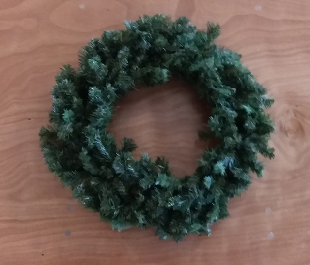 Wreath Centerpiece