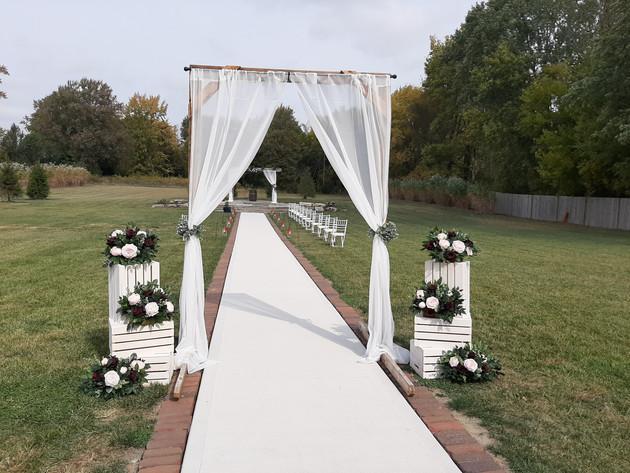 Altar Curtain